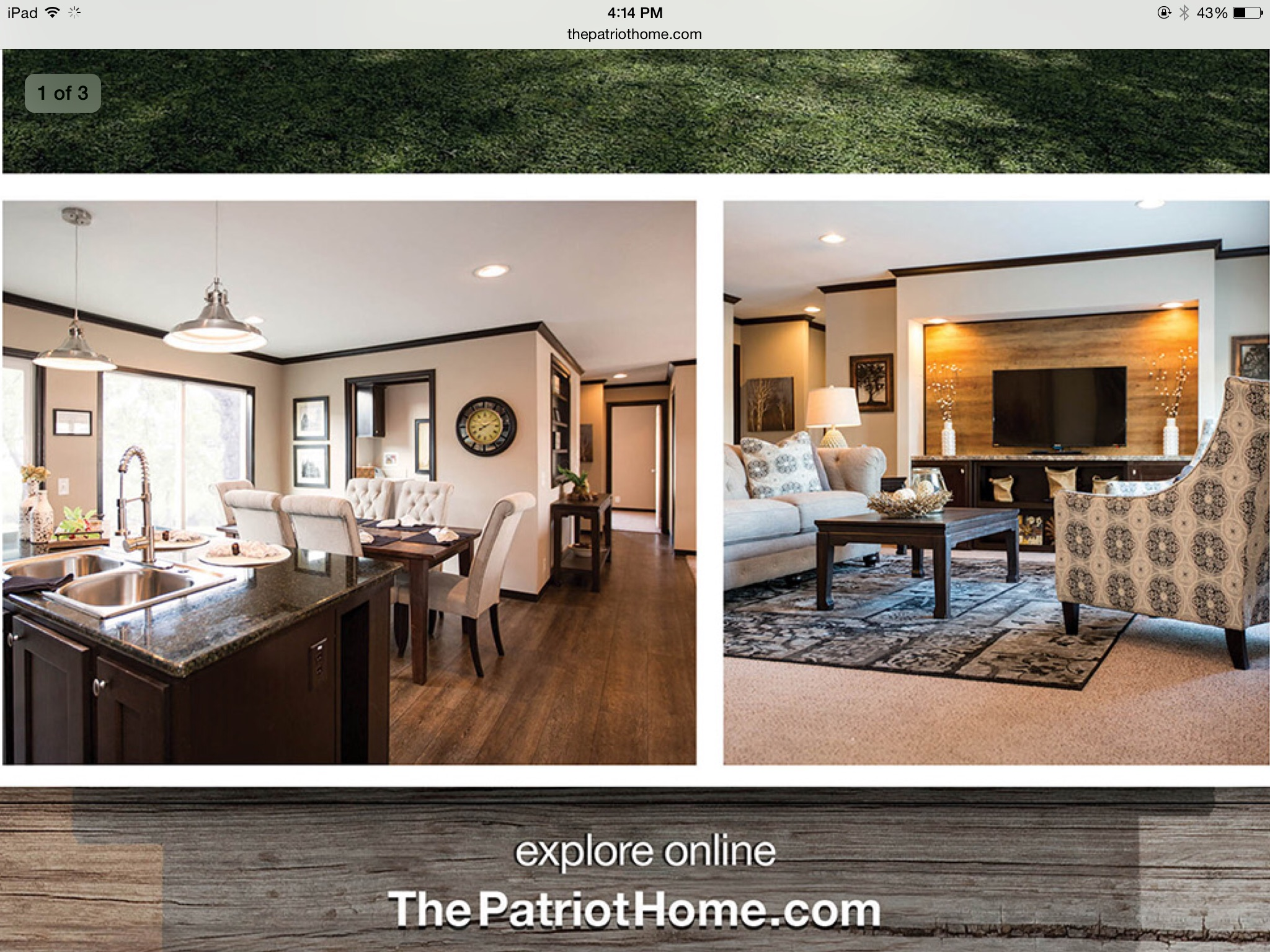 Clayton Homes Patriot – Fondos de Pantalla